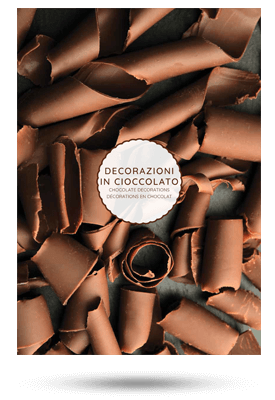 Chocolate decorations catalog 2018